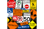 Traffic Signs and Safety Devices  Tender