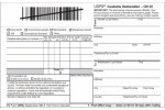 Printing Customs Declaration Forms