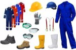 Safety uniforms and Boots Tender