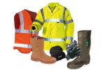 Protective Clothing, Safety and Wellington Boots Tender