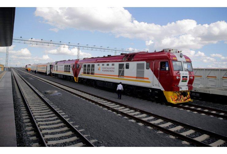 Supply of Rolling Stock for Standard Gauge Railway (SGR