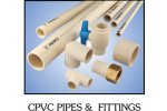 Plumbing pipes and Fittings Tender