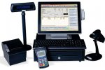 POS devices Device with special software systems Tender