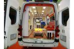 Fully Equipped Ambulance