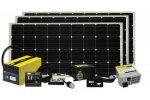 Solar Panel with Accessories