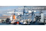 Domestic tenders for Custom Clearing Services