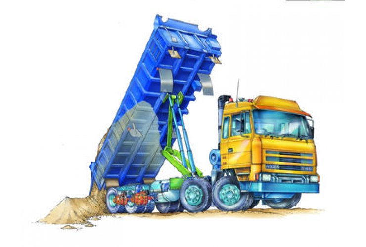 Daily Tenders Alert of Tipper Truck
