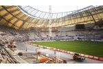 2019 The height of the construction of Qatar stadiums is at its height