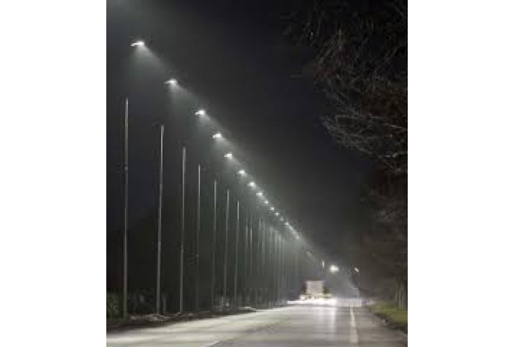 Saudi cities replace 200 thousand lamps in their streets