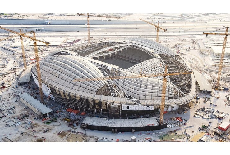 Qatar World Cup Projects