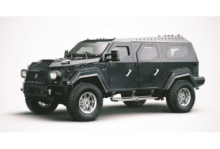 armored luxury vehicles